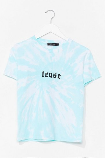 Mint Tease Graphic Tee