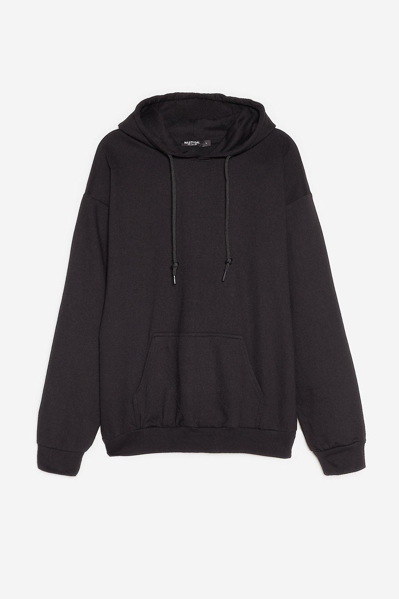 The Wait is Over-sized Plus Hoodie 6