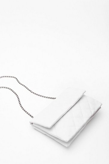 White WANT Call It Quilts Multiway Crossbody Bag