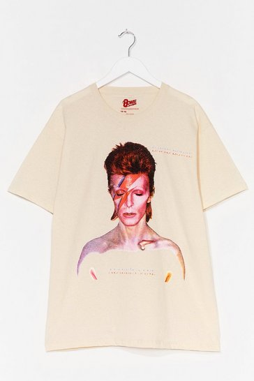Cream Plus Bowie Graphic Tee