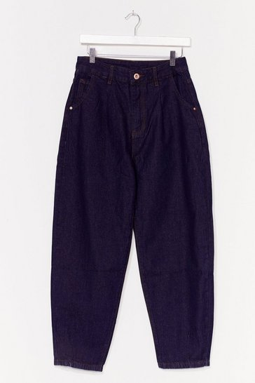 Indigo Tapered Jean