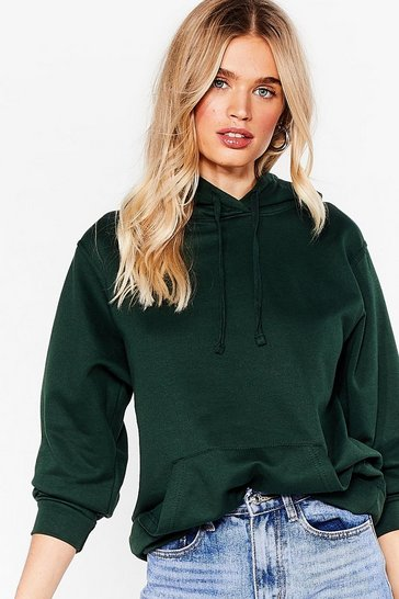 Forest The Wait is Over-sized Hoodie