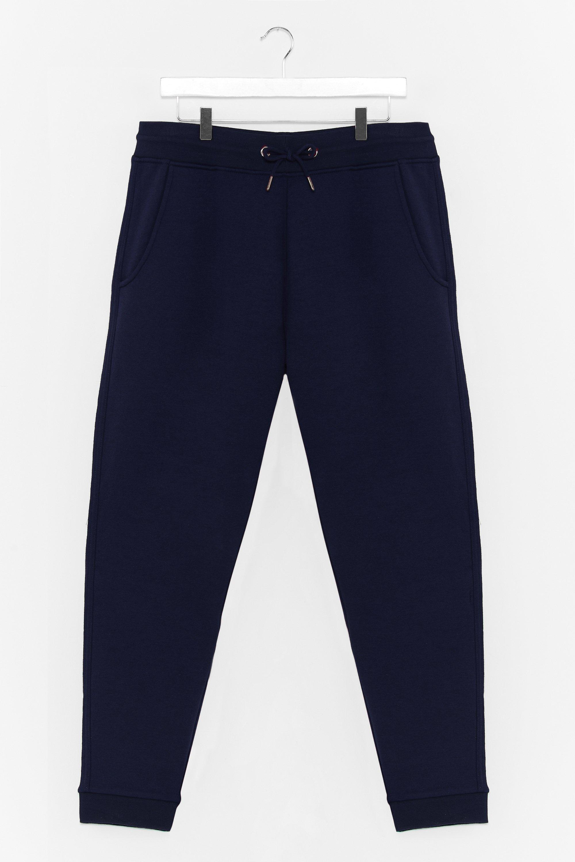 Run It By Us Plus High-Waisted Joggers 7