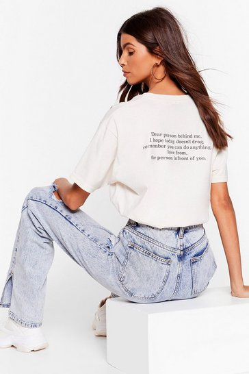 Natural Dear Person Graphic Tee