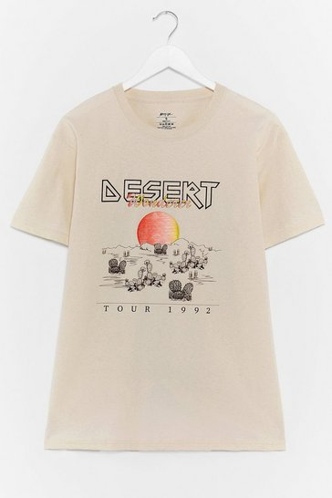 Natural Desert Wonderer Graphic Tee