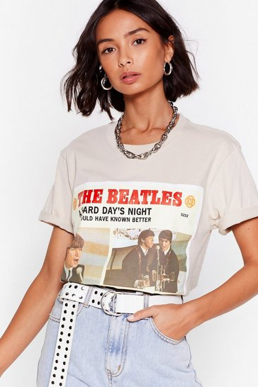Sand Should of Known Better Beatles Graphic Tee