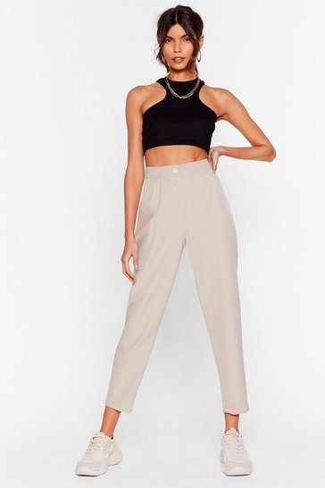 Stone Taper Your Time High-Waisted Pants