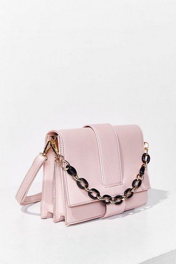 Nude WANT Never Chain-ge Crossbody Bag