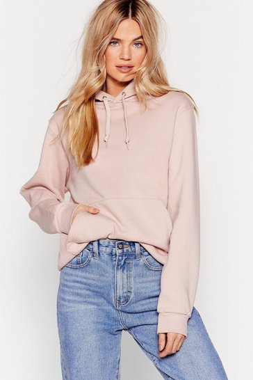 Blush Day to Day Relaxed Hoodie