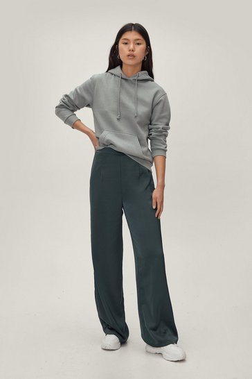 Don'T Texture Us Wide Leg Trouser Co-ord