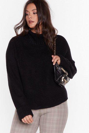 Black Love Has Taken It's Roll Plus Turtleneck Sweater