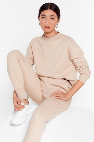 Sand Take a Breath Jumper and Joggers Set