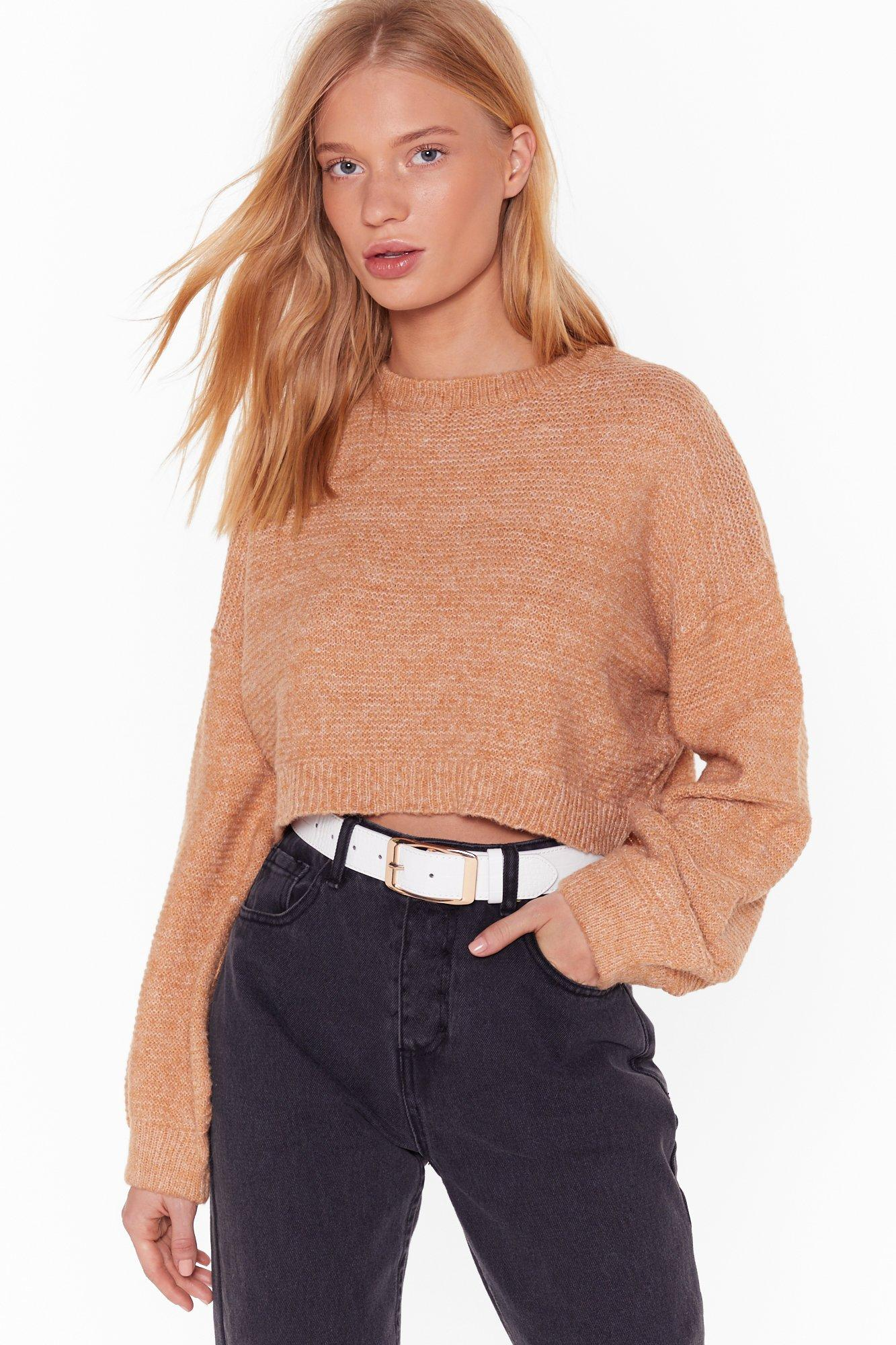 We've Croc You Covered Faux Leather Belt by Nasty Gal