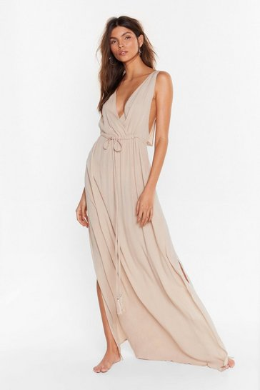 Stone Beach You to It Cover-Up Maxi Dress