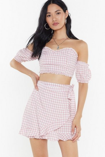043c6e8c84be8b Gingham Dresses | Gingham Skirts & Trousers | Nasty Gal