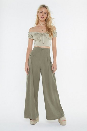 1125af6a20 Trousers | Women's Summer Trousers & Pants | Nasty Gal
