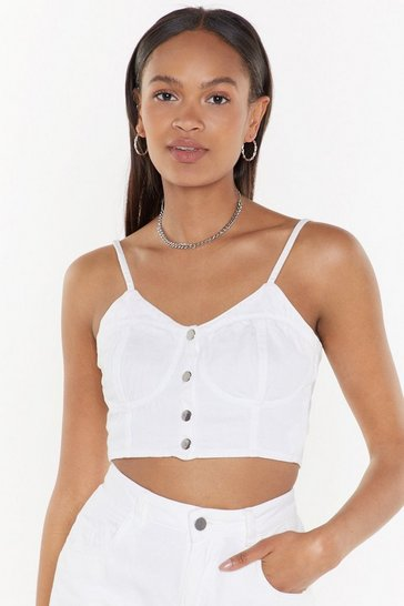 8b2d2bcf09c Knot a Chance Slinky Crop Top | Shop Clothes at Nasty Gal!