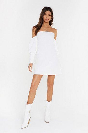 8bc711642 White Dresses | Ivory & Little White Dresses | Nasty Gal