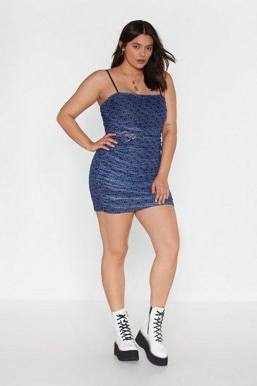 52f8cd9562 Go Fuck Yourself Mesh Mini Dress