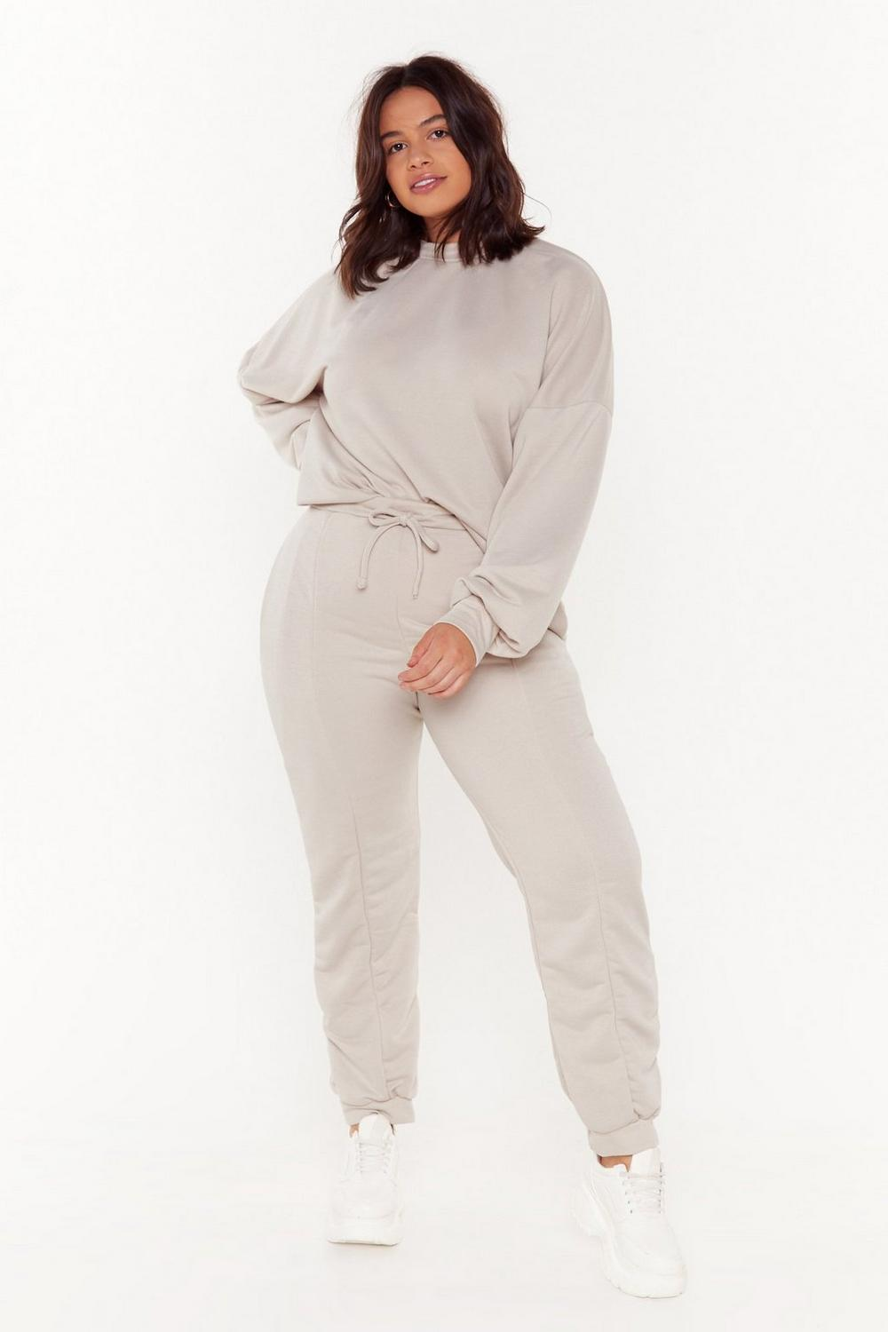 Sweat and Jogger Set
