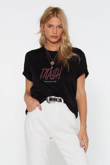 29d98297acb1 Graphic Tees | Slogan & Graphic T-Shirts | Nasty Gal