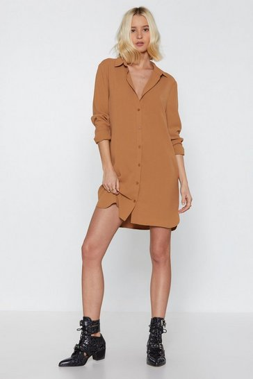 70b1fb081fe Shirt Dresses