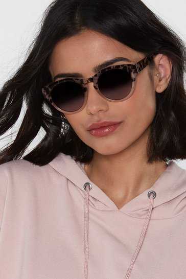 d9cbffc86d55 We Tort You Well Round Bottom Sunglasses | Shop Clothes at Nasty Gal!