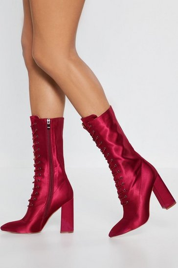586f73c6997 Knee High Boots