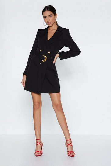242b050d1dddf Blazer Dresses | Tuxedo & Tailored Dresses | Nasty Gal