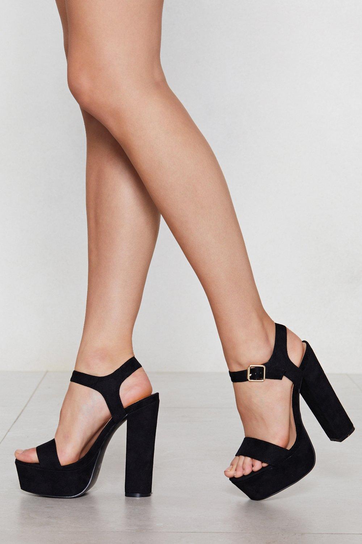 Heels With Platform