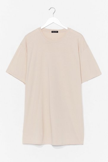 Sand Easy Does It Tee Dress