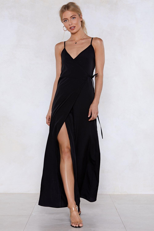 Cami Help You Maxi Dress | Nasty Gal