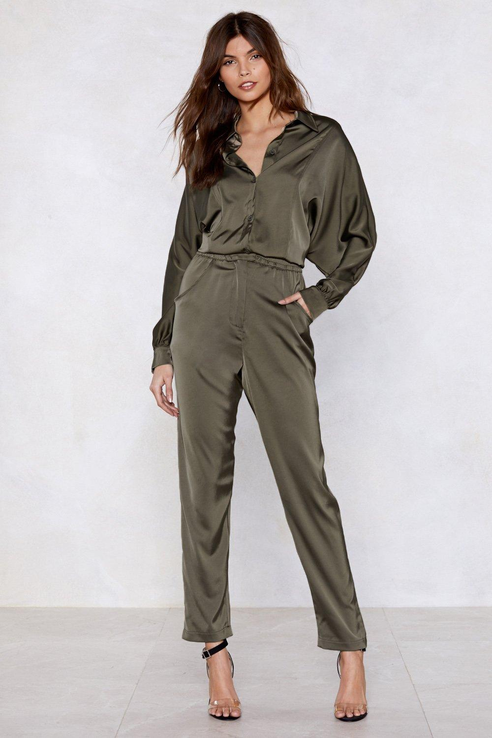 bright in luster usa cheap sale superior performance An Overall Success Utility Jumpsuit | Shop Clothes at Nasty Gal!