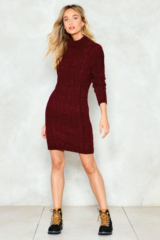 a7cdc6ee0b9 Keep Me Warm Sweater Dress