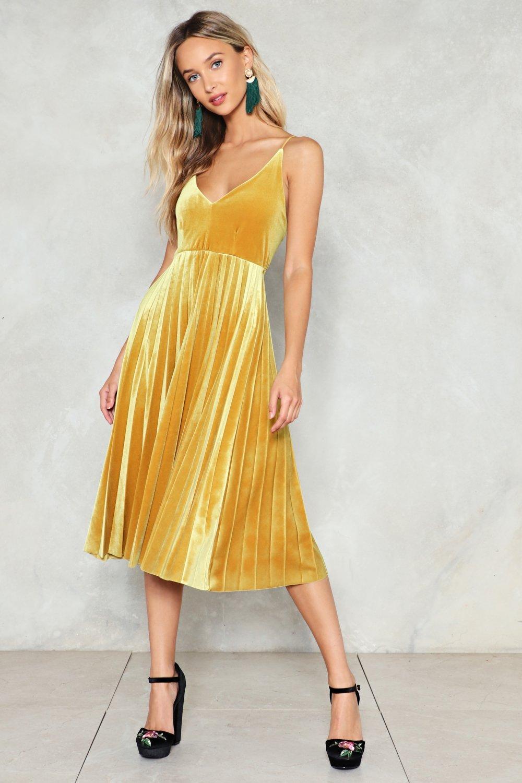 7f84d7e1390ec Feel Good Velvet Dress   Shop Clothes at Nasty Gal!