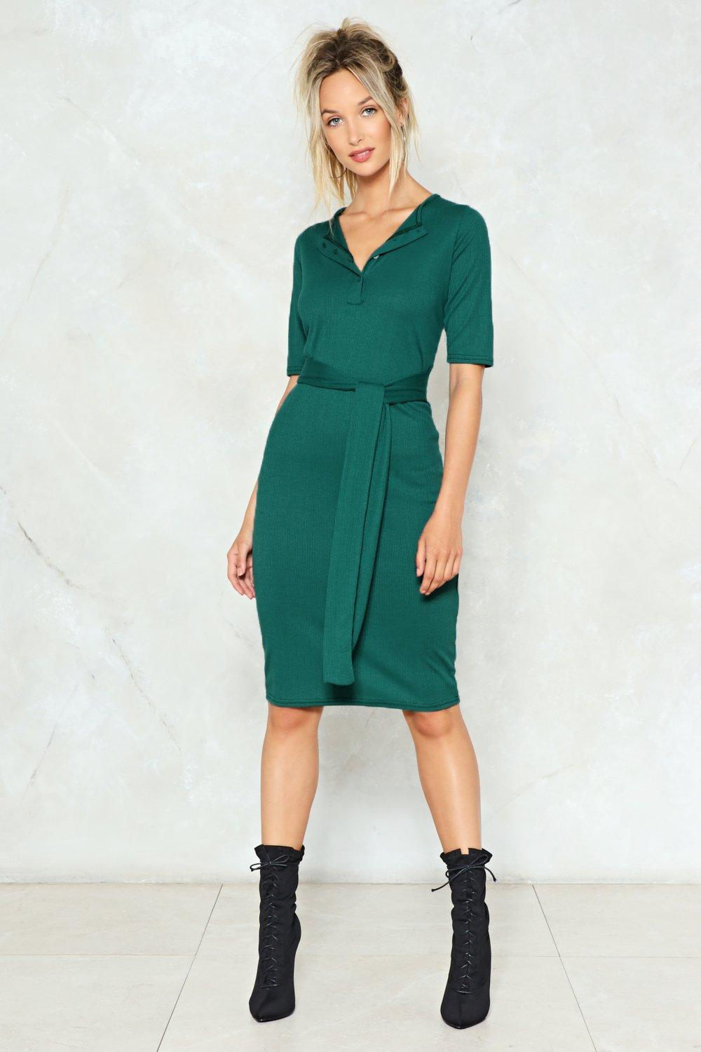 0a6f948a2bfd Act Casual Midi Dress
