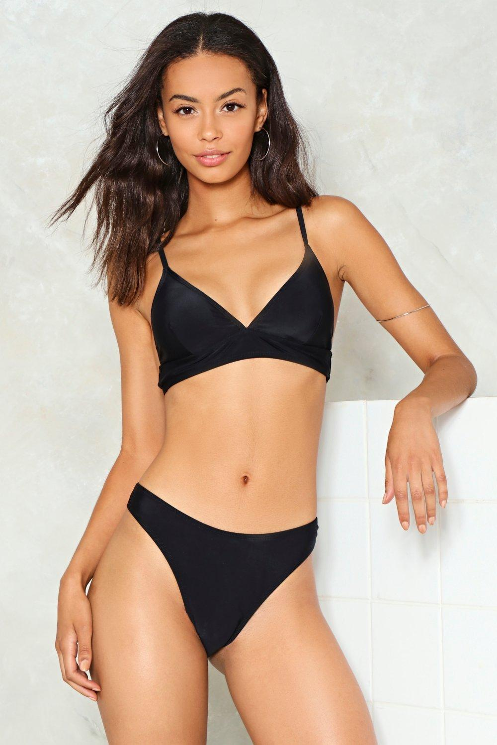 a2274f60d Seas the Day Triangle Bikini Top | Shop Clothes at Nasty Gal!