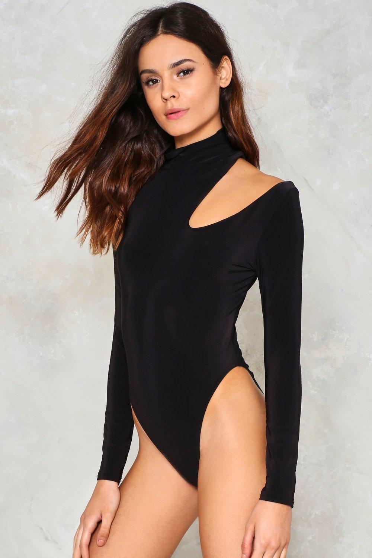 63d92e043368 Love Bites Cut-Out Bodysuit   Shop Clothes at Nasty Gal!