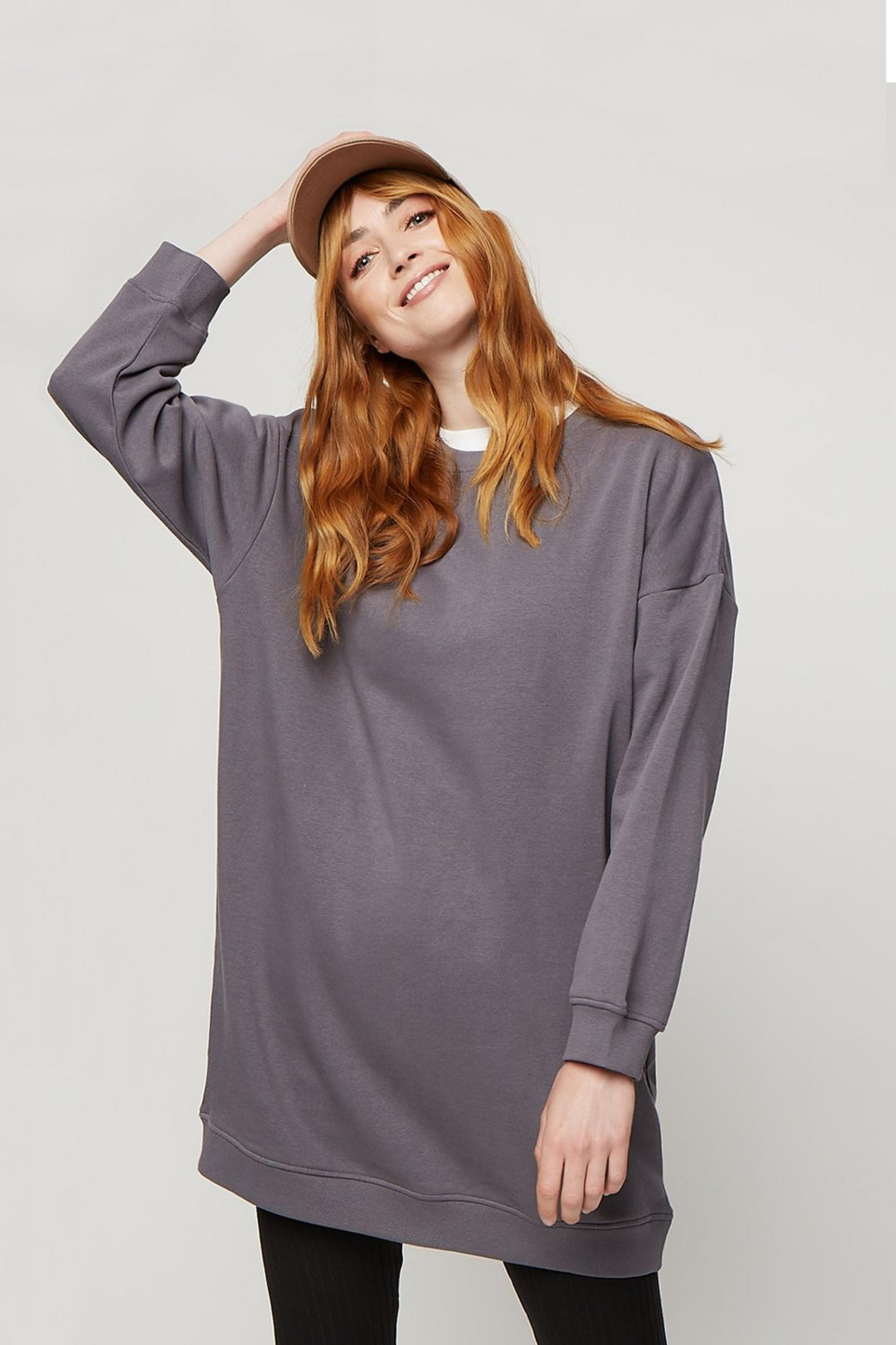 Slate Sweat Tunic