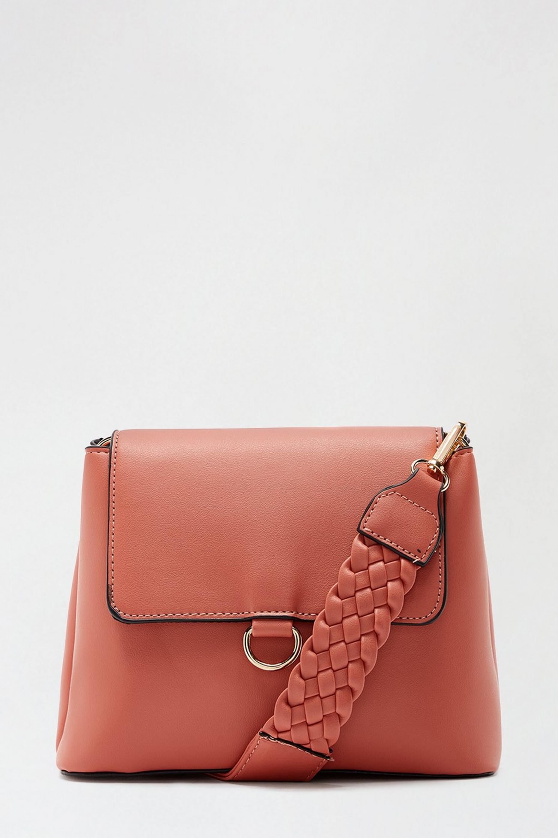 Plait Handle Cross Body