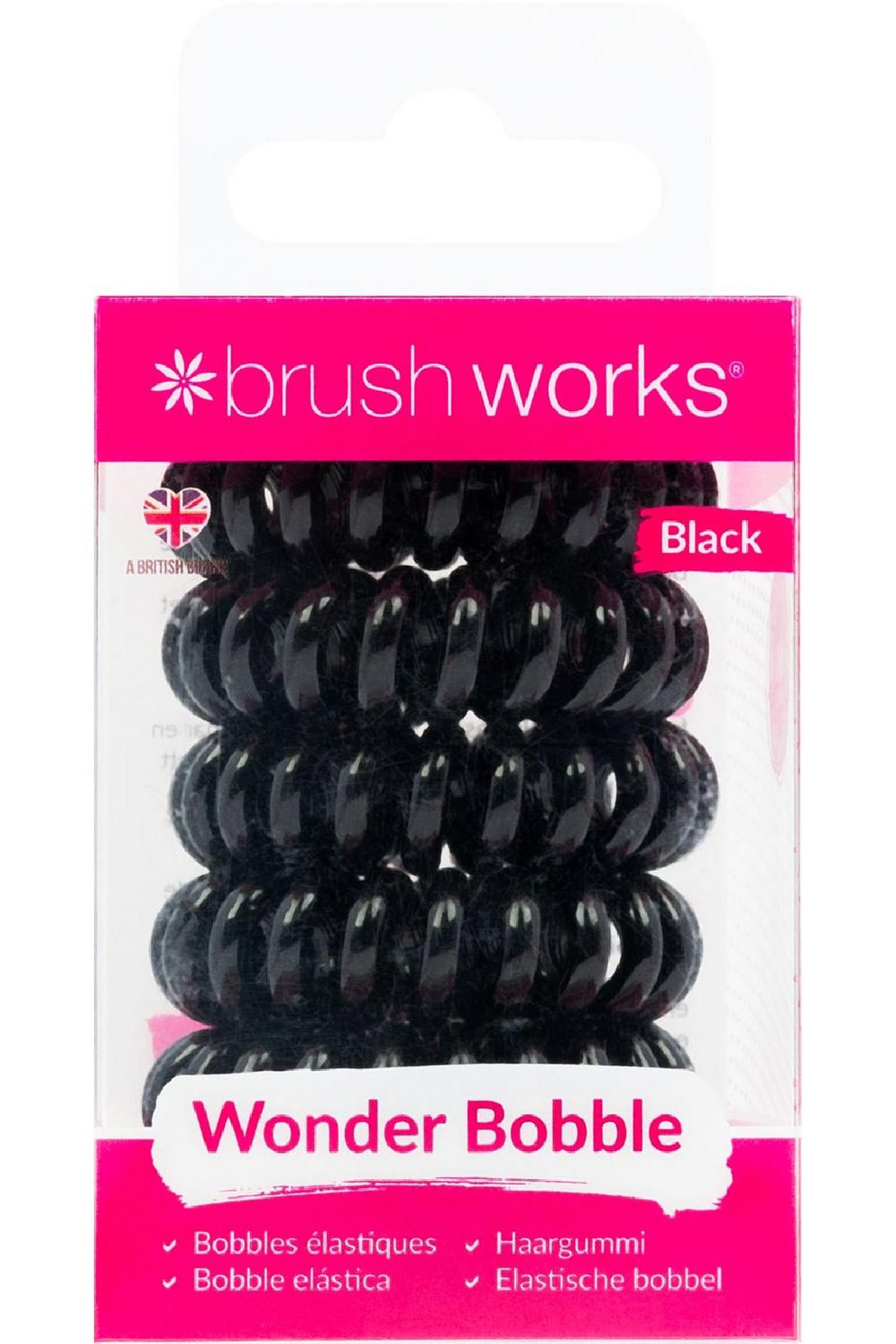 Brushworks Wonder Bobble Black
