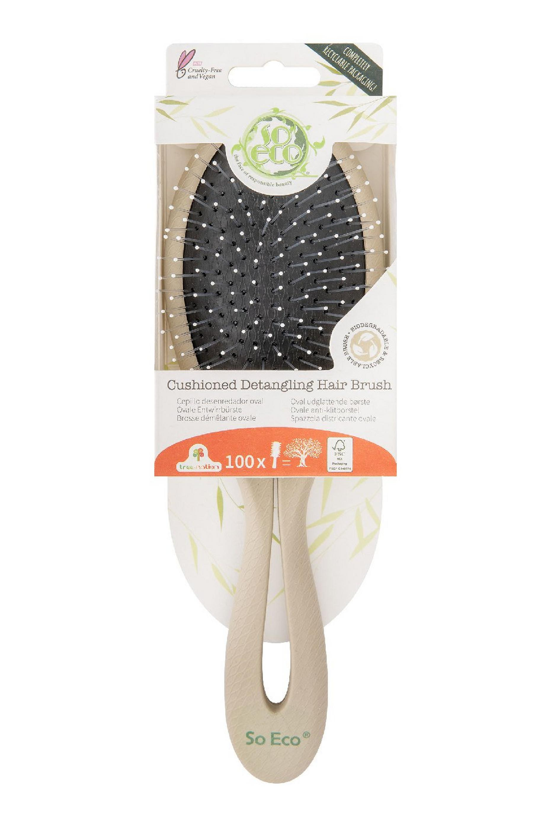 So Eco Biodegradable Detangling Brush