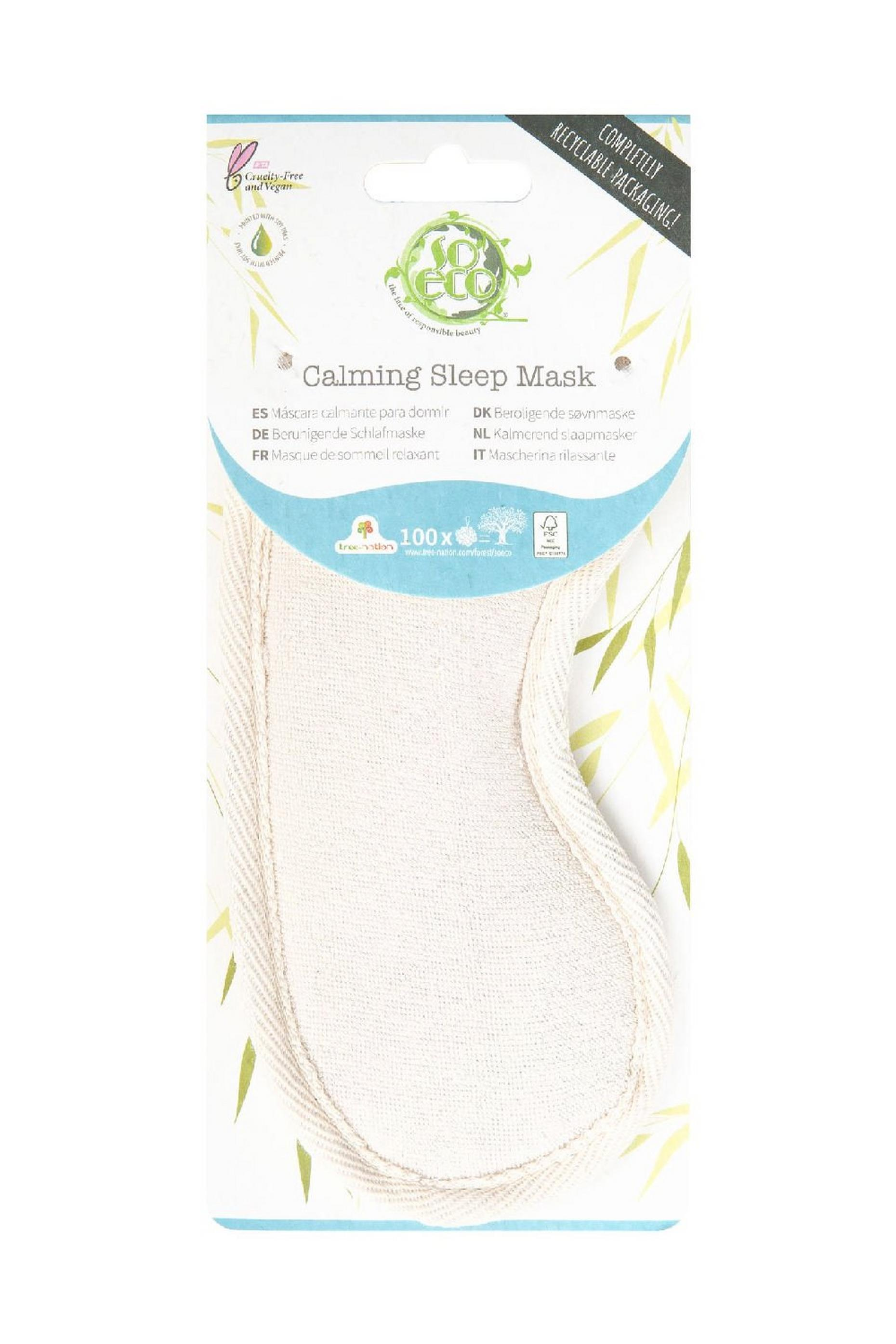 So Eco Calming Sleep Eye Mask
