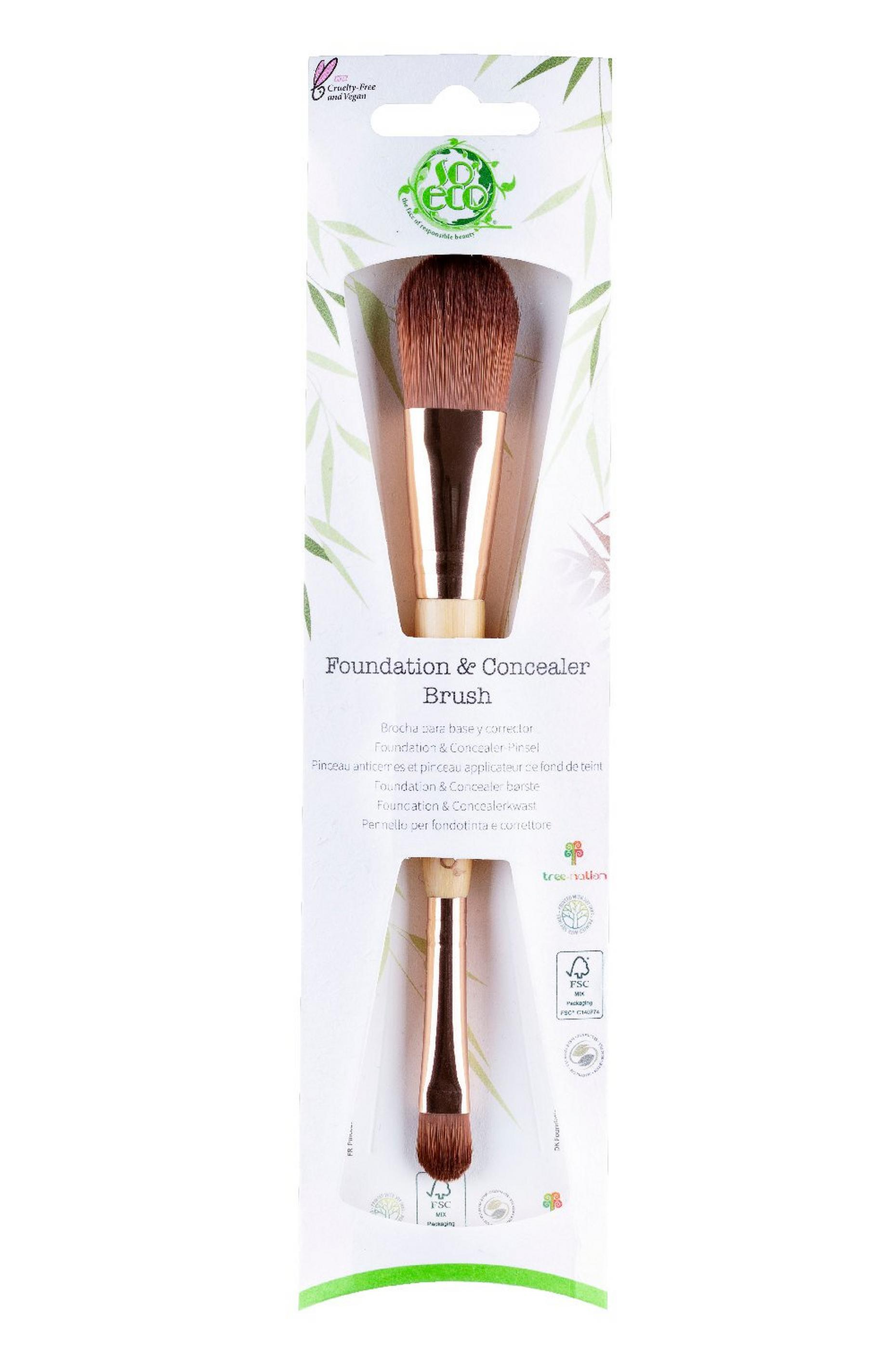 So Eco Foundation/Concealer Make Up Brush