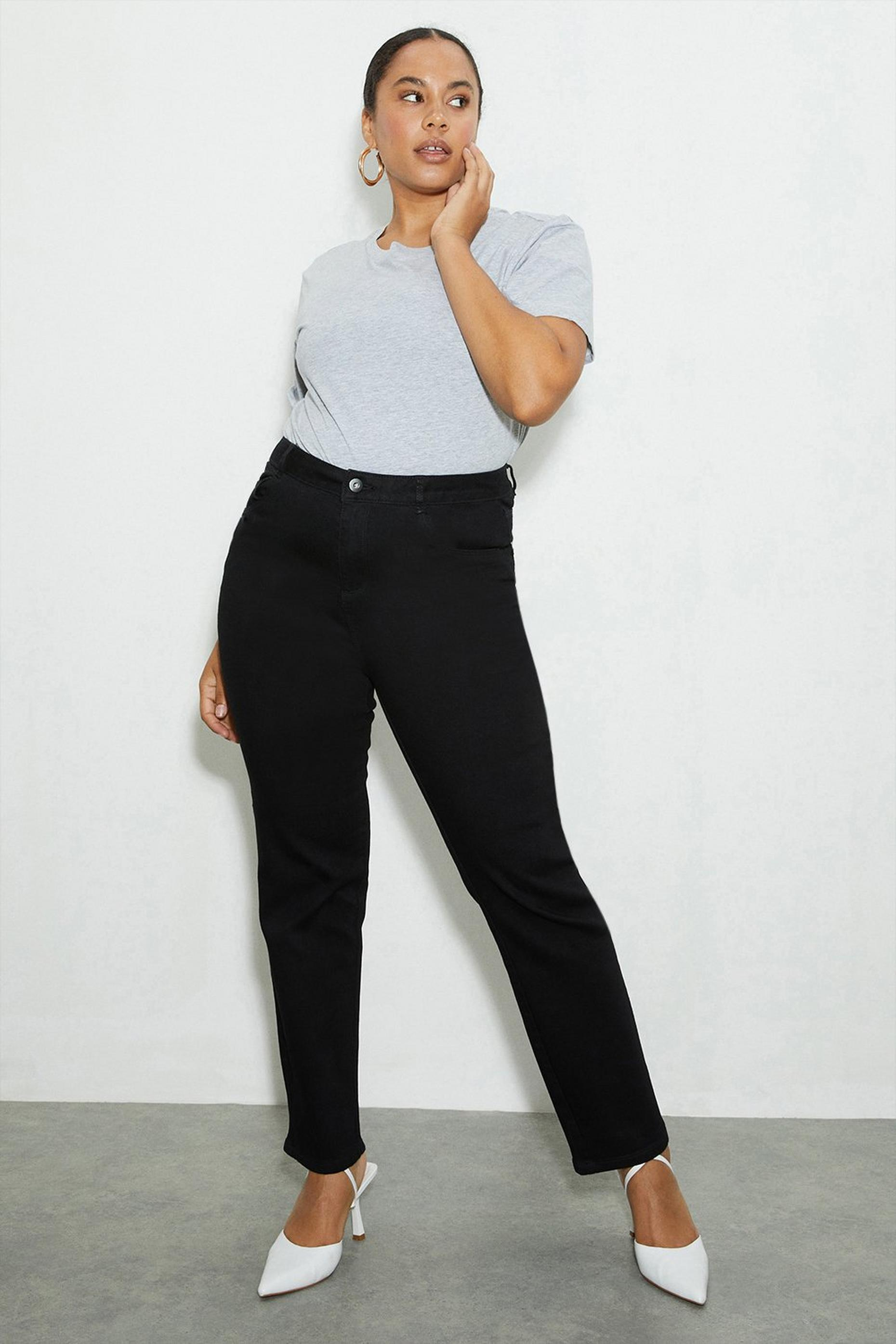 Curve Black Ellis Slim Jean