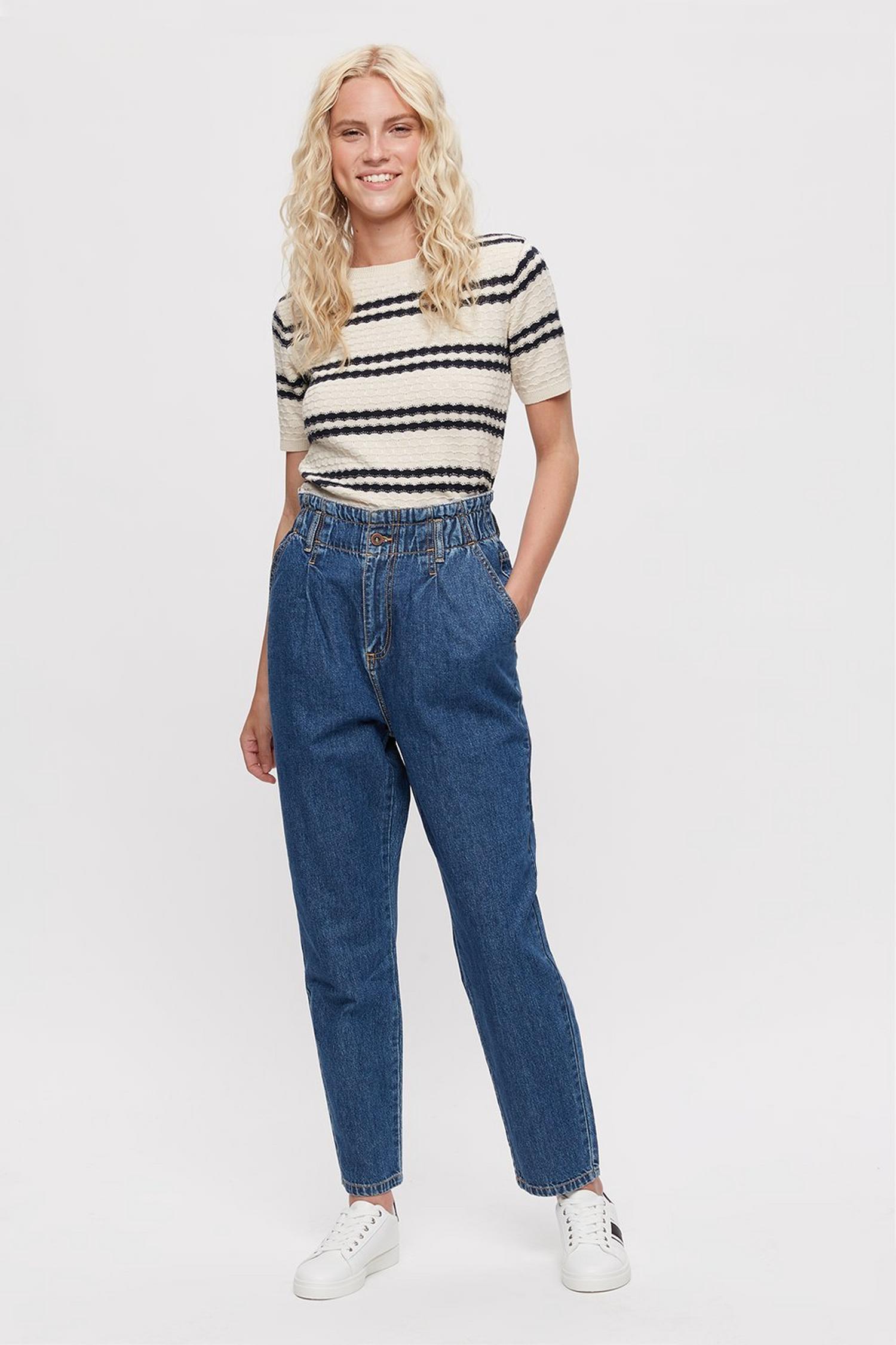 132 Elastic Waist Jean image number 0