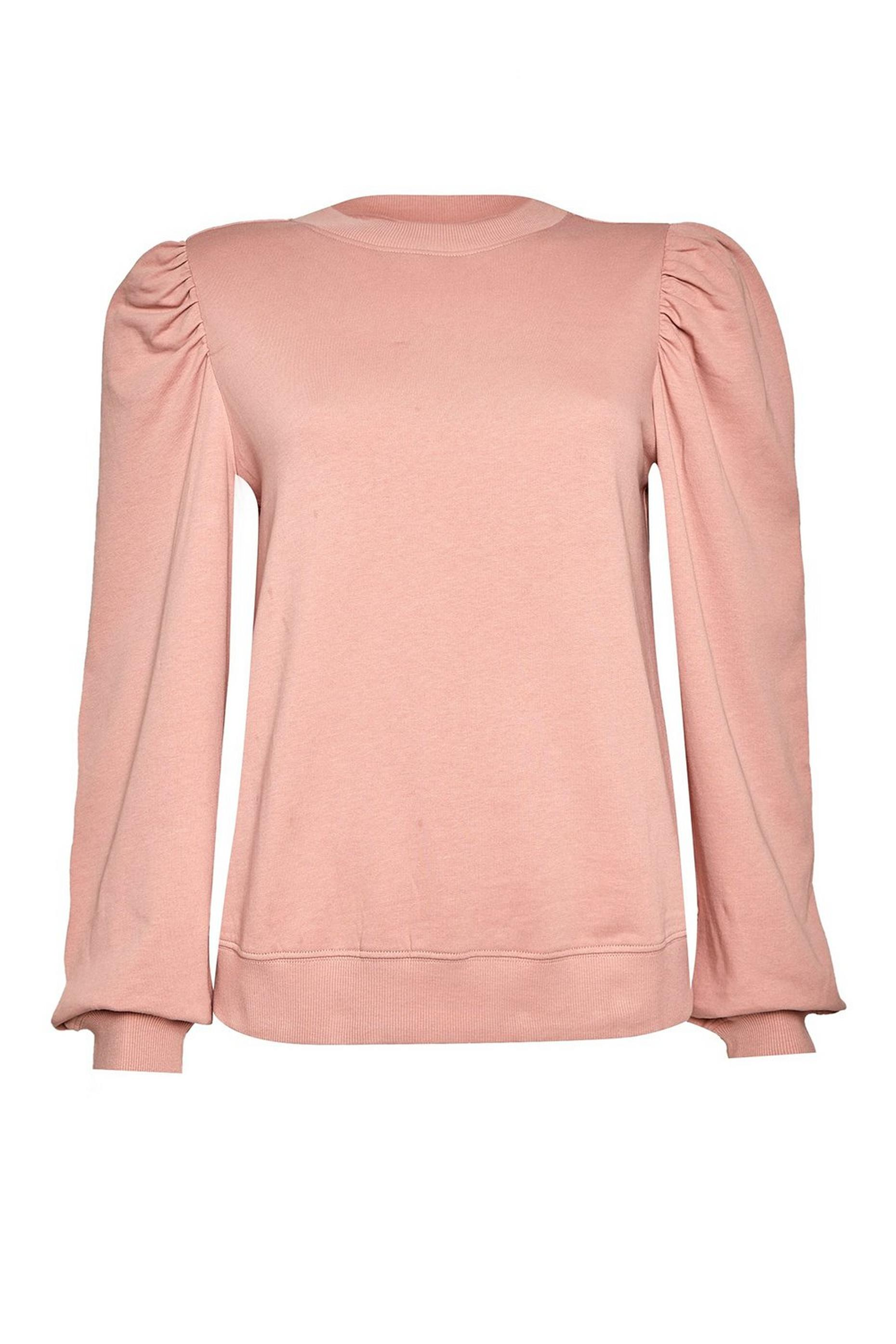 Tall Pink Luxe Lounge Sweatshirt