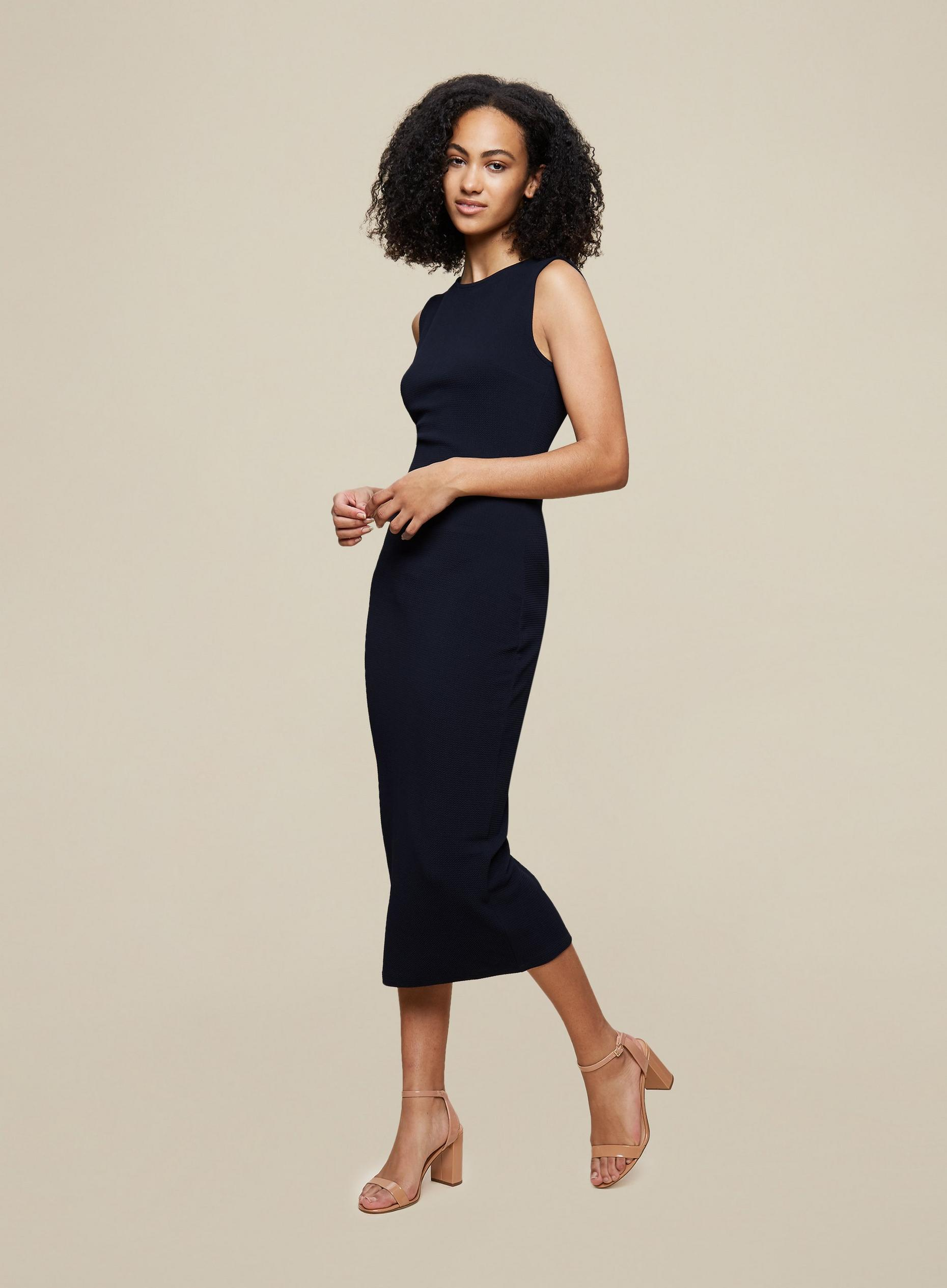 Tall Navy Bodycon Dress