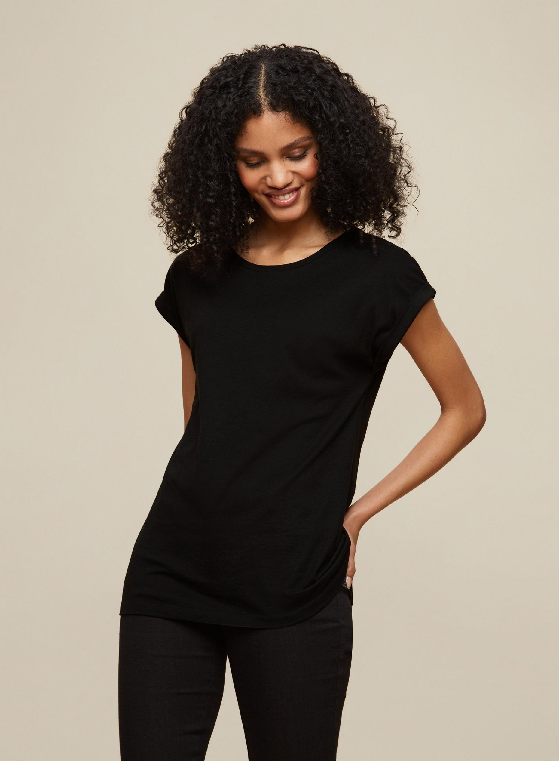 Tall 3 Packi Roll Sleeve Tees