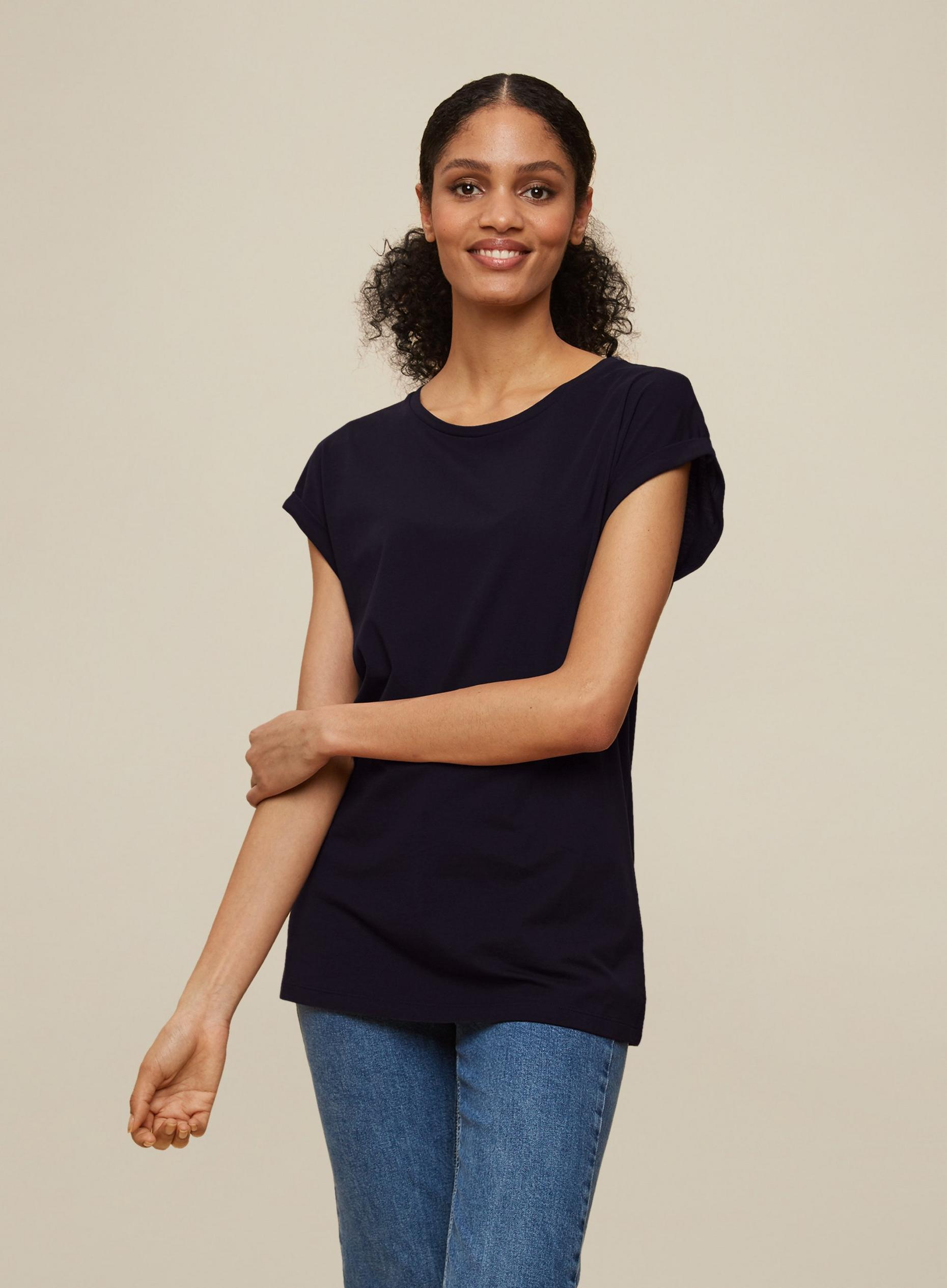 Tall 3 Pack Blue Blush and Navy T-Shirts